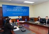 Élaboration du plan d'action régional 2021-2022
