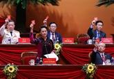 Le XIIIe Congrès national du PCV débute avec des contenus importants