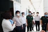 Un cas importé détecté et 14 patients annoncés guéris lundi