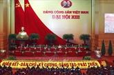Le XIIIe Congrès national du Parti débute à Hanoï