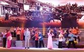 Ho Chi Minh-Ville : programme artistique célébrant le XIIIe Congrès national du Parti