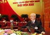 Ouverture du XIIIe Congrès national du Parti à Hanoï