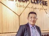 Des épices au café biologique, le parcours dans les affaires de Nguyên Huynh Dat