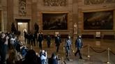 L'acte d'accusation de Trump déposé dans un Capitole