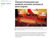 L'importance du XIIIe Congrès du Parti aux yeux des médias étrangers
