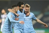 Angleterre : Manchester City prend les commandes