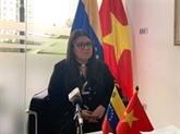 L'ambassadrice vénézuélienne : le XIIIe Congrès du PCV sera la clé de l'avenir