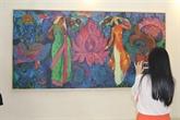 Exposition des beaux-arts Vietnam - Inde