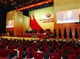 Félicitations de partis politiques, organisations et amis internationaux