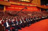 Les Vietnamiens confiants dans le succès du XIIIe Congrès national du PCV
