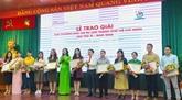 Tourisme : la VNA remporte trois prix de Hô Chi Minh-Ville