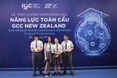 La Nouvelle-Zélande décerne le certificat de compétences mondiales à 25 Vietnamiens