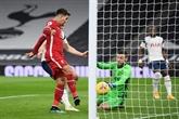 Angleterre : Liverpool n'abdique pas et s'impose à Tottenham