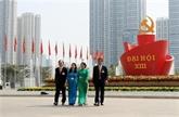 Les Vietnamiens aux États-Unis croient au succès du XIIIe Congrès du Parti