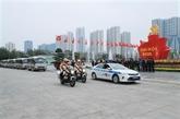 Le ministre de la Police apprécie la garantie de la sécurité