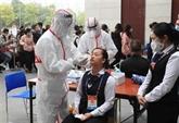 Tests rapides pour les personnes impliquées dans le XIIIe Congrès national du Parti