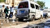 Chute d'un obus sur une salle de mariage au Yémen, cinq femmes tuées
