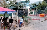 COVID-19 : distanciation sociale au district de Vân Dôn de la province de Quang Ninh