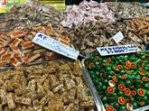 Le marché des confiseries s'anime à l'approche du Têt