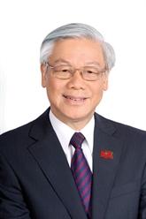 Nguyên Phu Trong réélu secrétaire général du Comité central du Parti