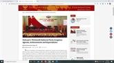 Un expert indien affirme le rôle important du Vietnam au sein des forums mondiaux