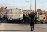 Cisjordanie : tentative d'attaque contre des soldats, l'assaillant tué