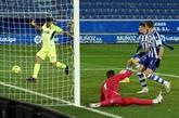 Espagne : l'Atlético se fait peur mais maintient le cap à Alavès