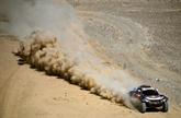 Dakar 2021 : Sainz, conquérant, s'offre la première étape, Loeb distancé