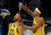 NBA : la machine Curry de retour, le choc de l'Ouest pour les Clippers
