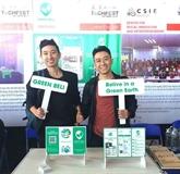 Green Beli - une application mobile