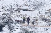 Norvège : cinq jours après un glissement de terrain, les recherches se poursuivent