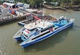 Lancement du ferry maritime entre Cân Gio et Vung Tàu