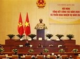 Appel à poursuivre le renouvellement des activités de l'Assemblée nationale