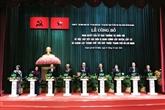 Viettel a officiellement lancé la 5G dans la ville de Thu Duc