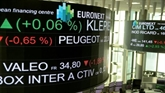 La Bourse de Paris en hausse de 0,12%