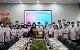 L'hôpital Cho Ray reçoit la certification Six Sigma pour la 3e fois