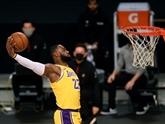 NBA : les Lakers enchaînent, les Clippers s'enchaînent, les Nets se déchaînent