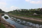 Accélération de la construction d'une usine de traitement des eaux usées