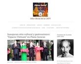 Lancement du site web de l'Association d'amitié Venezuela - Vietnam