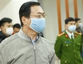 Report du procès de Vu Huy Hoàng et de ses complices
