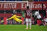 La Juventus met fin à l'invincibilité de Milan