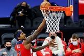 NBA : Philadelphie garde la tête, malgré 60 points du magicien Bradley Beal