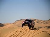 Dakar 2021 : De Villiers stoppe la série d'Al-Attiyah, Benavides fait coup double