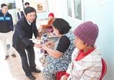 Plus de 12.000 cadeaux aux défavorisés à l'occasion du Têt