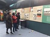 Une exposition en l'honneur de la solidarité nationale