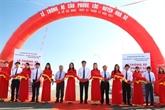 Inauguration de deux nouveaux ponts à Hô Chi Minh-Ville