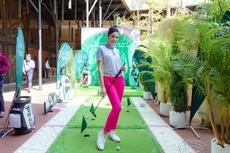 Lancement de lémission de téléréalité Miss Golf Vietnam 2021