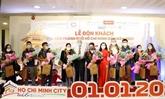Hô Chi Minh-Ville vise 33 millions de touristes en 2021