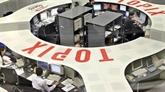 La Bourse de Tokyo atteint des sommets, rassurée par la situation aux États-Unis