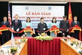 Le Vietnam reçoit du matériel des États-Unis pour l'identification des biens à double usage